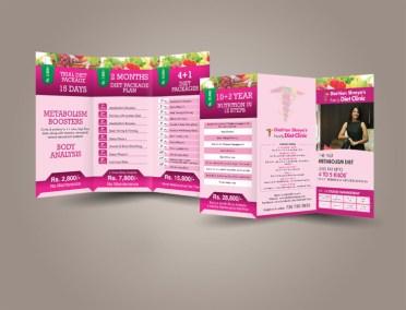 Diet-Expert-Trifold-Brochure