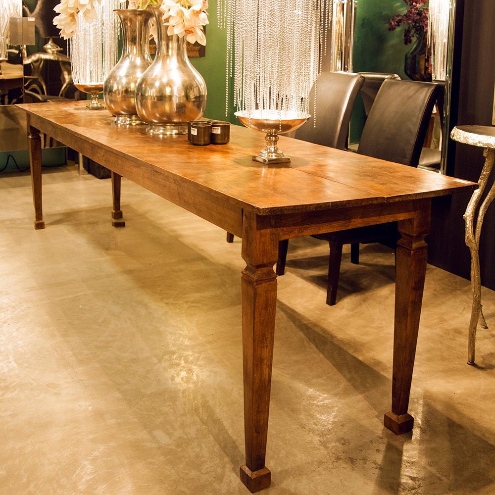 Nic Duysens Esstisch natur antik Tisch  eBay
