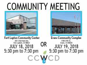 July Community Meeting