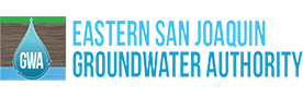 Easter San Joaquin Groundwater Authority logo
