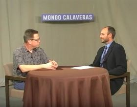 "CCWD PIO Interviewed on ""Mondo Calaveras"""