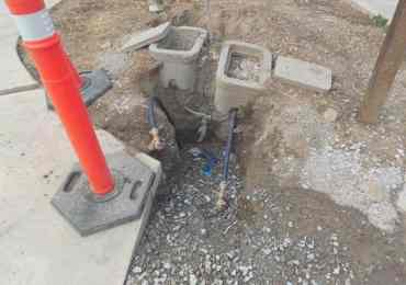 Pipeline Replacement on Ormes Court in Rancho