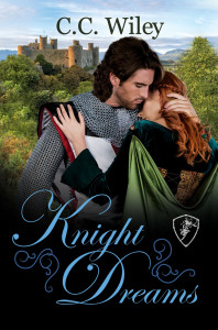 C.C. Wiley KNIGHT DREAMS - Front Cover (for Book Interior)