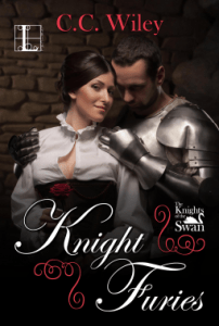 C.C.Wiley Knight Furies cover