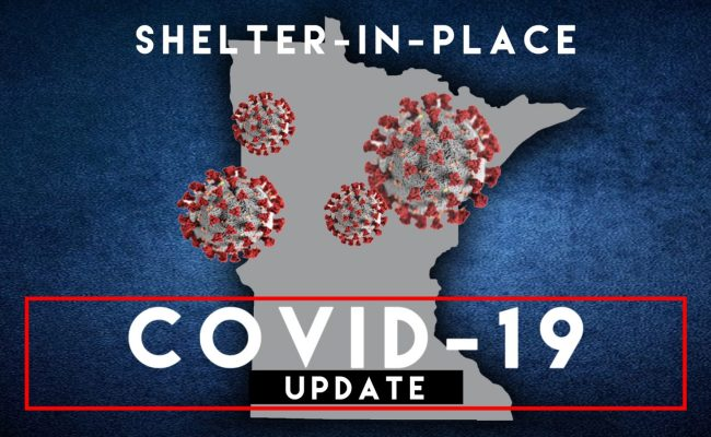 Minnesota Governor Issues Statewide Shelter In Place Order