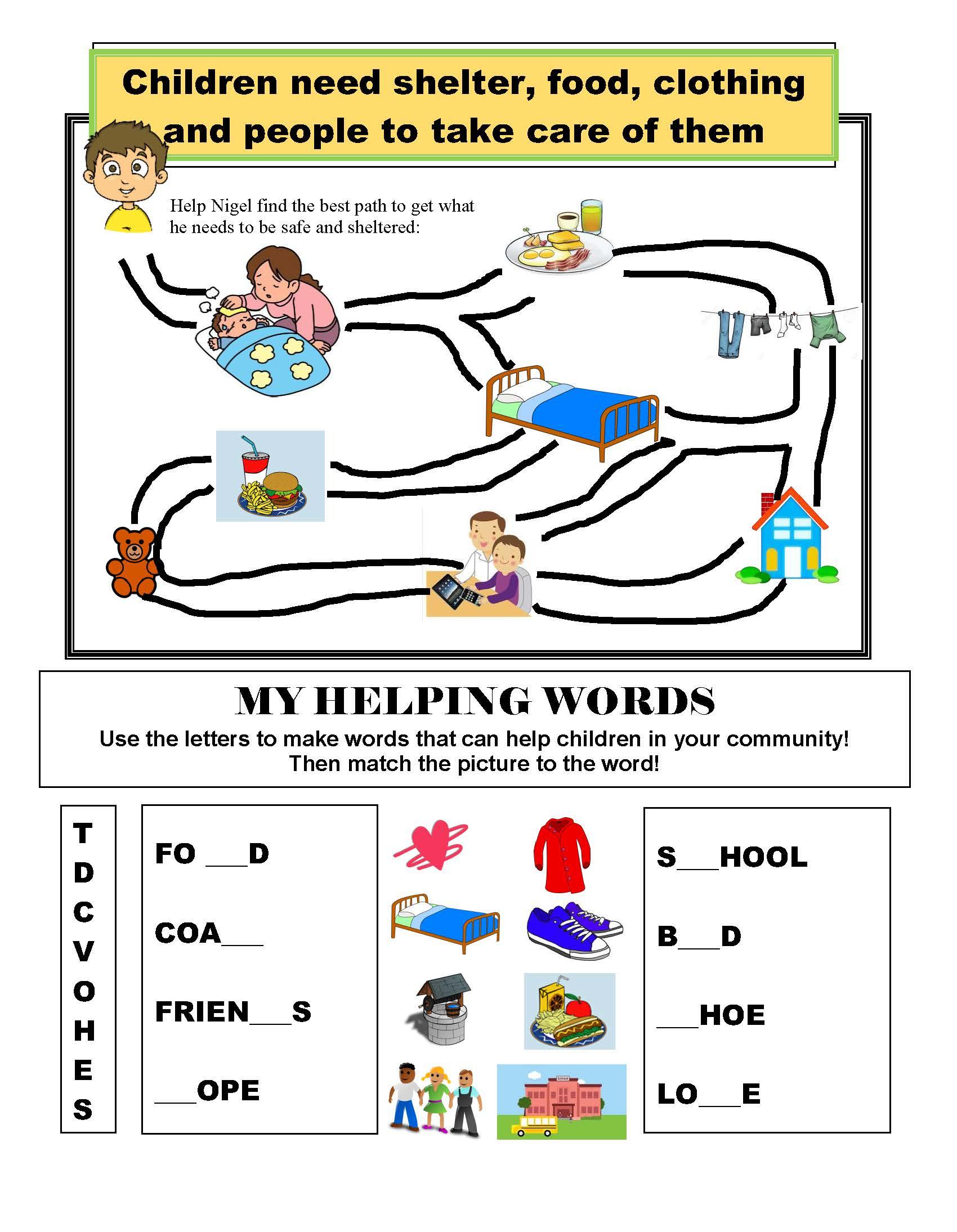 Pre K Kindergarten Amp 1st Grade Worksheet