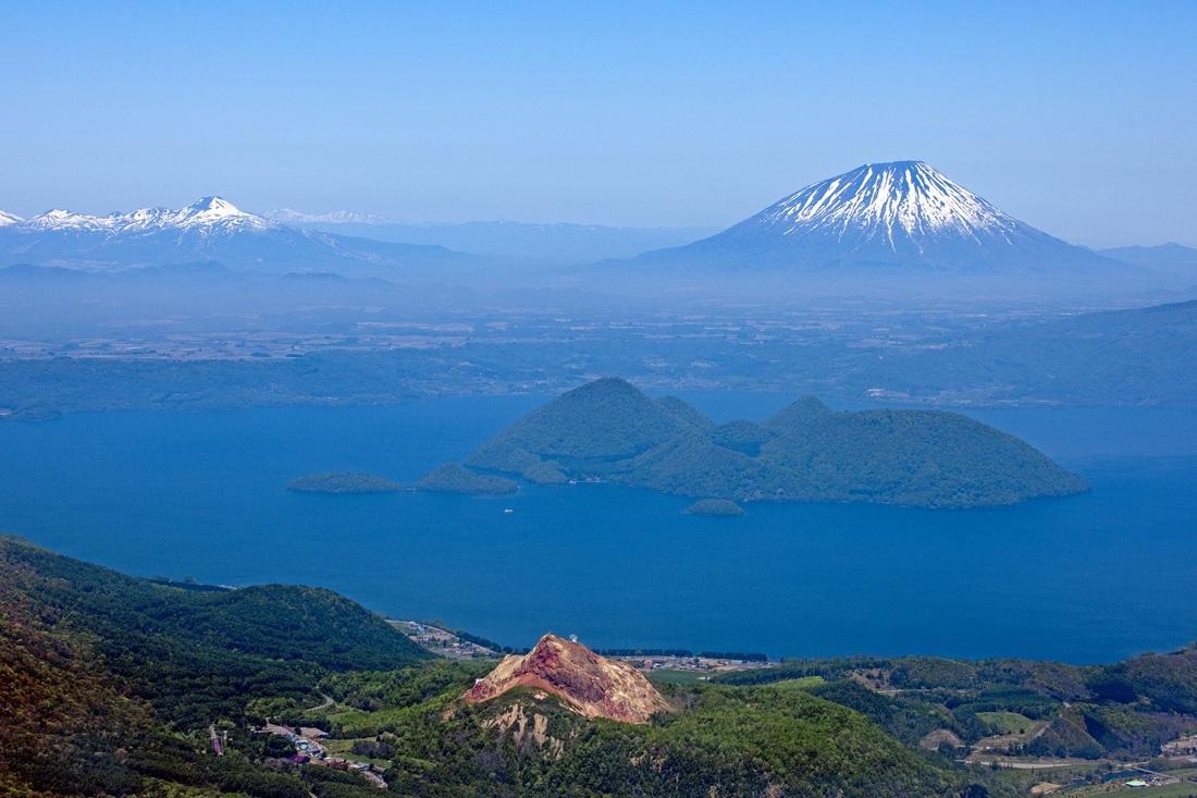 洞爺湖Lake Toya-ko - 發現 露營