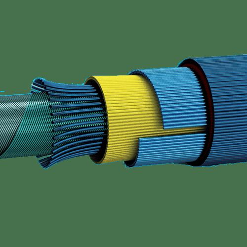 Cutting edge fishing rod technology