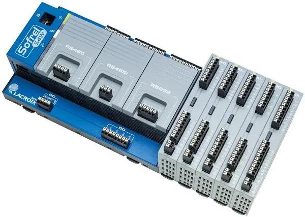 Nouvel appareil de télégestion SOFREL S4W