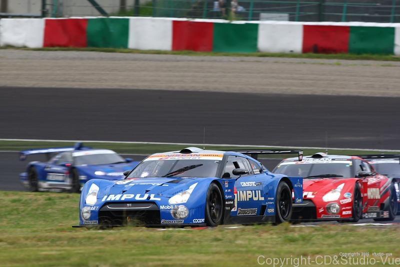 No.12 IMPUL カルソニック GT-R
