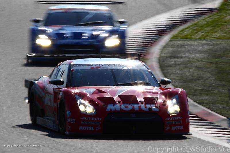 No.1 MOTUL AUTECH GT-R  GT500