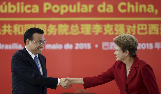 Ofensiva china en América Latina