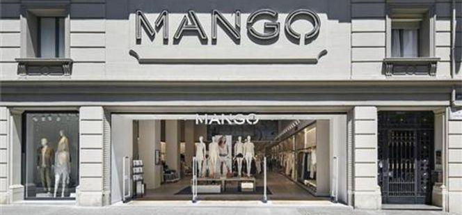 Mango abre su tienda más grande de España en Barcelona