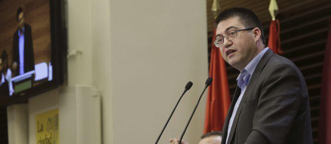 El concejal de Economía y Hacienda de Madrid, Carlos Sánchez Mato. (Efe)