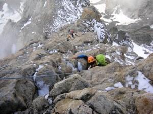 Equipe Régionale Jeunes Alpinistes
