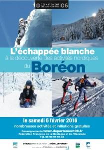 Echappée Blanche 2016