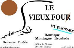 Le Vieux Four - St Jeannet