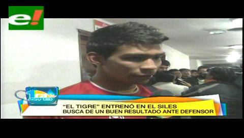 El Tigre se aferra a su fortín