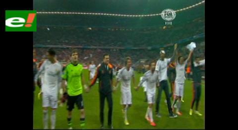Video: Los goles de Bayern Munich 0-4 Real Madrid