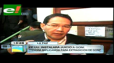 Fiscalía se alista a presentar en EEUU solicitud de extradición de Goni