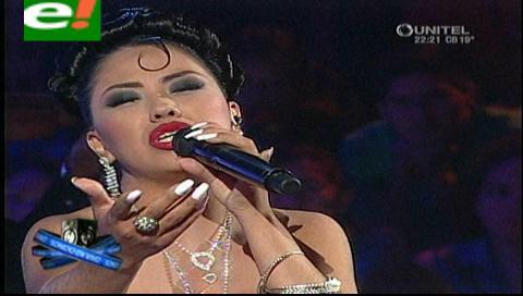 Yo me llamo: Selena luchará por la clasificación directa