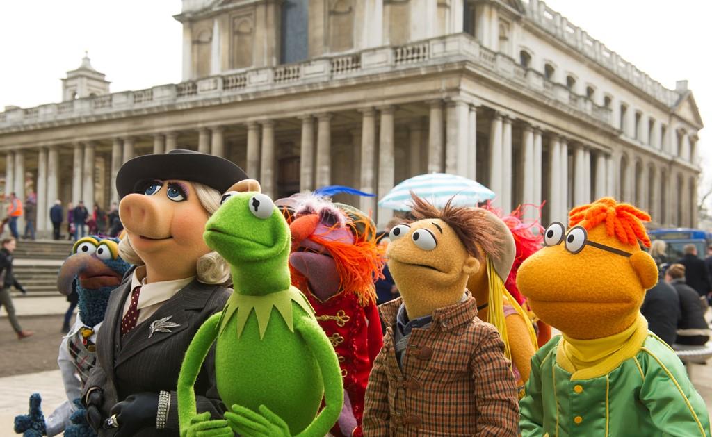 """""""Muppets 2: Los más buscados"""", llegan a Bolivia"""