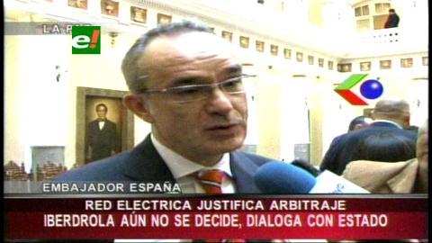 No hay avances en negociaciones entre REE, Iberdrola y el Estado por nacionalizaciones