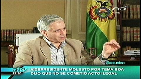 Suman denuncias contra el 'vice' por el 'botín' de BoA; García dice que está molesto con su familia