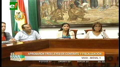 Santa Cruz: El Concejo separa su administración del ejecutivo municipal