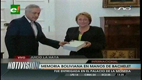 Chile dice que demanda boliviana es seria pero insiste en respeto a tratados