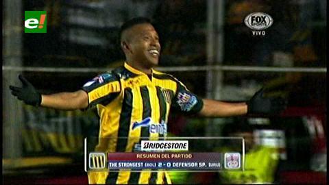 Copa Libertadores: The Strongest vence 2-0 a Defensor Sporting
