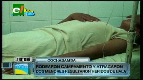Cochabamba: Atacan a jóvenes en la zona de El Abra