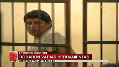 Acusados de robo en colonia menonita van ante un juez
