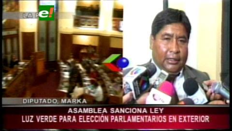 Cámara de Diputados sanciona ley para elección de parlamentarios supraestatales