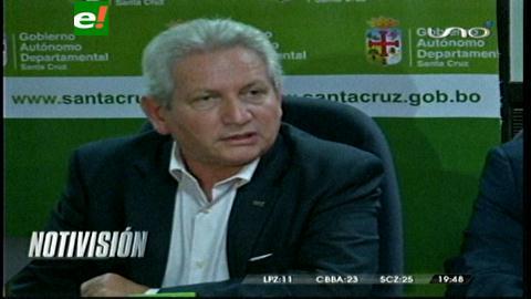 Rubén Costas pide al Gobierno solucionar conflicto con militares para evitar enfrentamientos