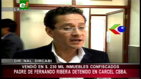 Aprehenden al padre de Fernando Rivera por tráfico de bienes confiscados