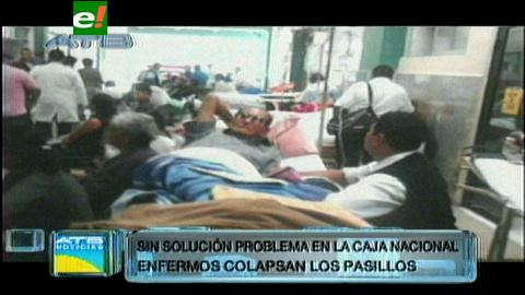 Incumplimiento en traslado alarga martirio de pacientes en la CNS de Santa Cruz