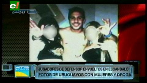 Uruguay: Escándalo por una juerga sexual de dos jugadores de Defensor Sporting
