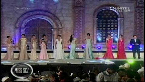 Miss Santa Cruz 2014: Las 8 finalistas