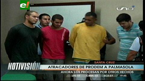 Ex policía integraba banda de atracadores brasileños