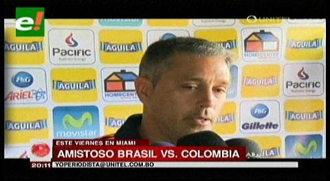 Brasil quiere limpiar su imagen y Colombia va por la revancha