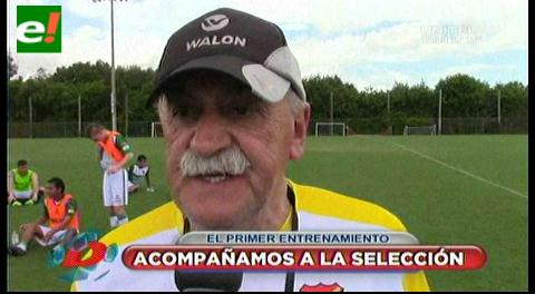 Bolivia vs. Ecuador afinan detalles para amistoso  en EEUU