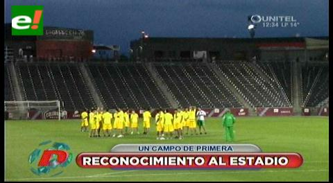 Bolivia cierra amistosos