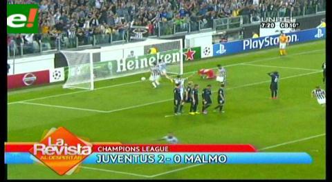 Videos: Resumen de los goles de la Champions League