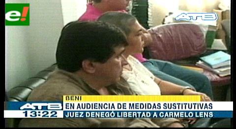 Después de 4 meses y dos audiencias suspendidas, Carmelo Lens volverá a apelar por su libertad