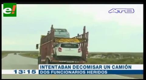 Oruro. Lucha anticontrabando deja un militar muerto y dos personas heridas