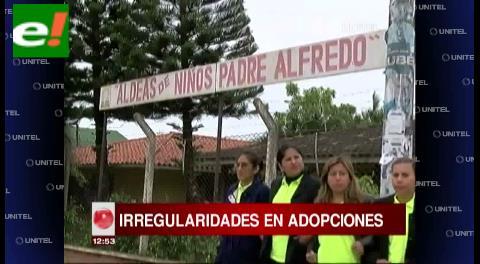 Ex acogidos de las Aldeas Padre Alfredo piden una auditoría para conocer el paradero de 30 niños