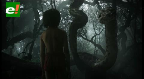 El libro de la Selva: Mira el primer tráiler del film