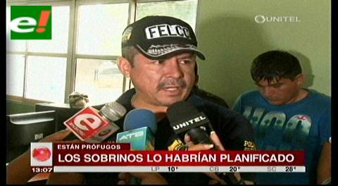 Autores confesos de atracar a librecambistas señalan a sobrinos de las víctimas como cabecillas