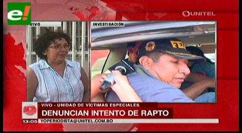 Denuncian e investigan intento de rapto de menor de 3 años